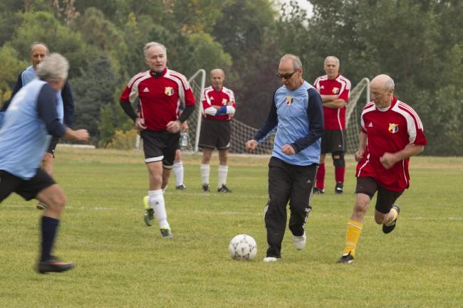 Over 60 Soccer League