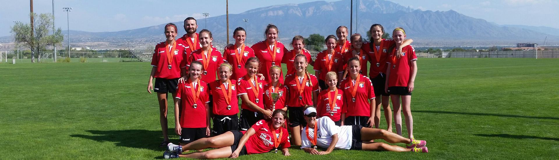 youth soccer in Denver