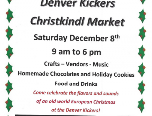 Denver Kickers' first Christkindl Market