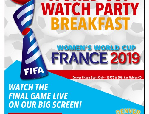 World Cup Watch Party Breakfast
