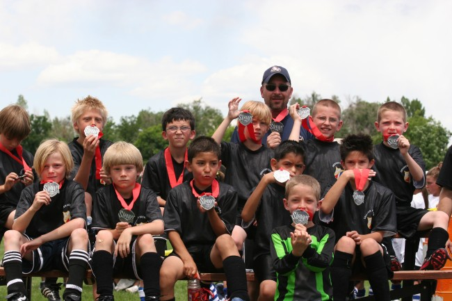 Denver Kickers Youth Champions